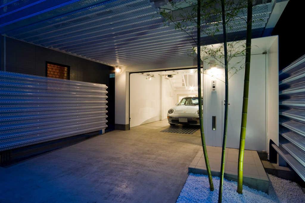 japans-porsche 911-huis-garage.jpg
