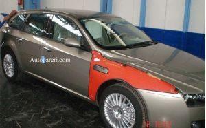 Alfa Romeo 159 Sportwagon spyshot