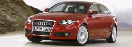 Nieuwe Audi A4?
