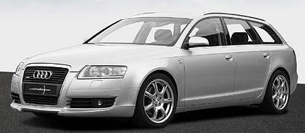 Audi A6 Avant door Nothelle