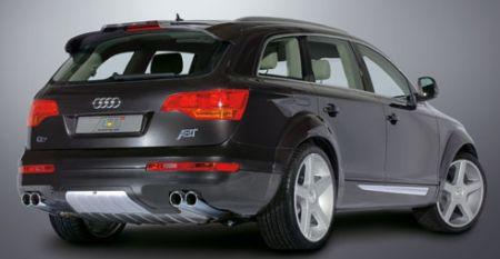 Audi Q7 door Abt