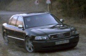Audi S8 Ronin