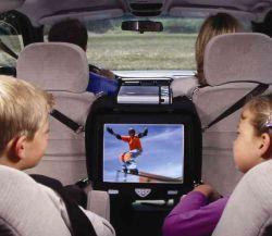 Auto TV van KPN