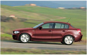 BMW 1-serie sedan