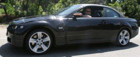 BMW 3-serie cabrio spyshot
