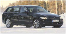 BMW 3-serie station