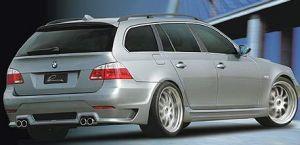 BMW 5-serie Touring Lumma