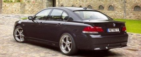 BMW 7-serie AC Schnitzer