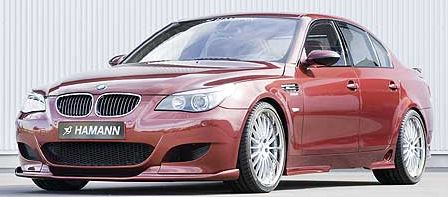 BMW M5 door Hamann