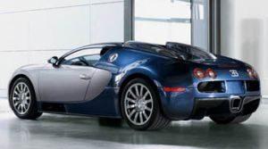 Bugatti Veyron officieel