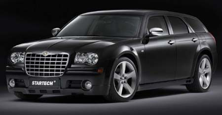 chrysler 300c touring mag het ietsje meer zijn. Black Bedroom Furniture Sets. Home Design Ideas