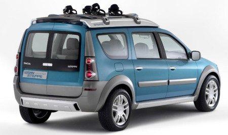 Dacia Logan SUV?