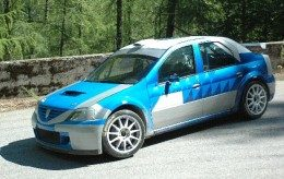 Dacia Logan Super 2000 Rally