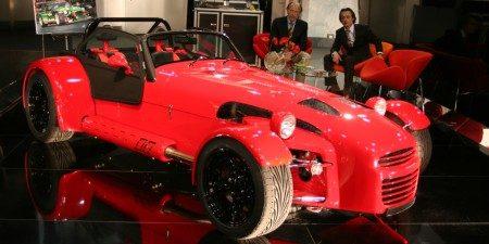 Donkervoort D8 270 RS Sport