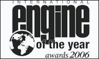 Engine of the year 2006