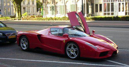 Ferrari Enzo in Eindhoven