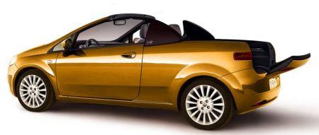 Fiat Grande Punto CC Fioravanti pickup