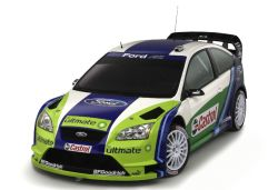 Ford Focus RS WRC 2006