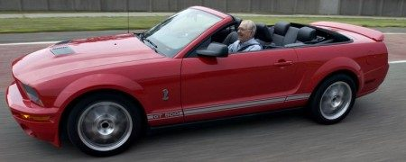 Ford Shelby GT500 Cabrio