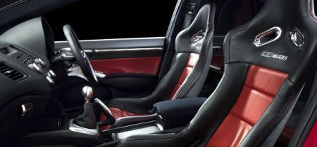 Honda Civic Mugen power interieur