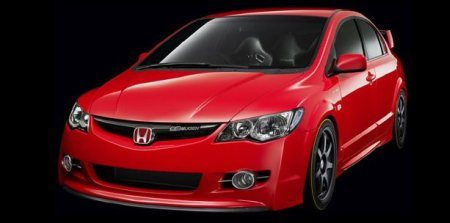 Honda Civic Mugen power