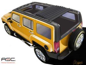 Hummer H3 cabriolet
