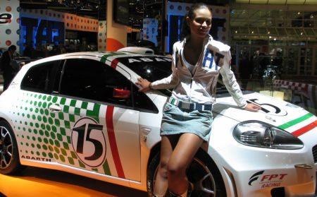Fiat Punto Abarth Rally edition