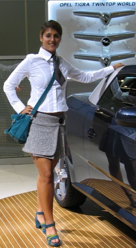 Opel Tigra World