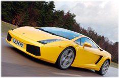 Lamborghini Gallardo diesel