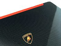 Lamborghini notebook