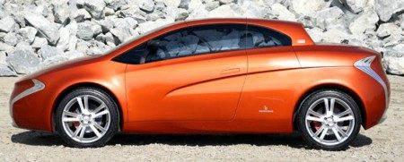 Lancia Bertone Suagna concept
