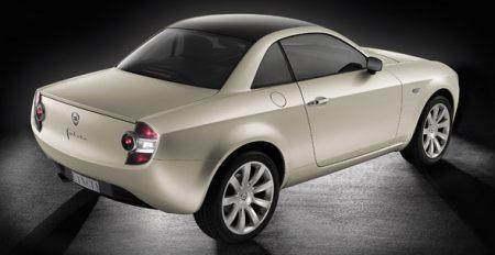 Lancia Fulvia achterkant