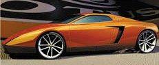 Impressie nieuwe Lotus Esprit