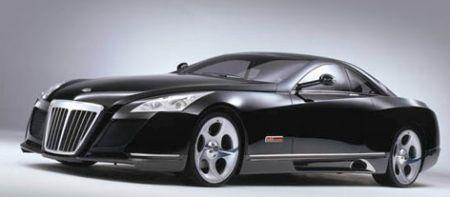 Maybach Coupe Exelero