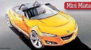 Mazda Mx-2