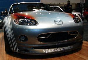 Mazda MX-5 door Troy Lee Design