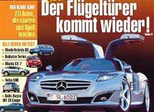 Mercedes 300SL Gullwing toekomst