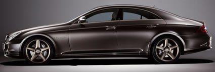 Mercedes CLS 55