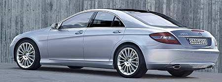 Mercedes E-KLasse toekomst