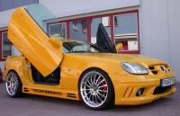 Mercedes SLK Rieger