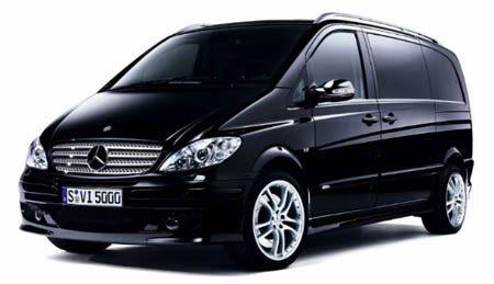 Mercedes Viano X-clusive