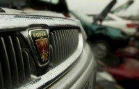 MG Rover logo