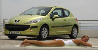 Peugeot 207 babe
