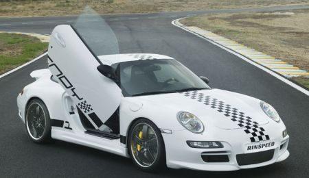 Porsche 997 Rinspeed Indy