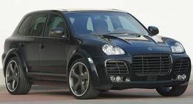 Porsche Cayenne maar dan anders