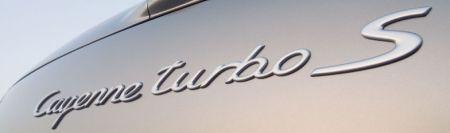 Porsche Cayenne Turbo S logo