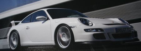 Porsche 911 GT3 voorkant