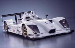 Porsche Le mans prototype