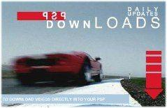 PSP downloads