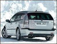 Saab 9-3 Sport Wagon Aero
